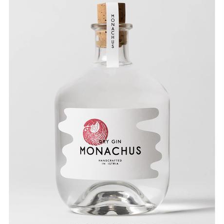 MONACHUS DRY GIN ※封緘紙の染み汚れ有り