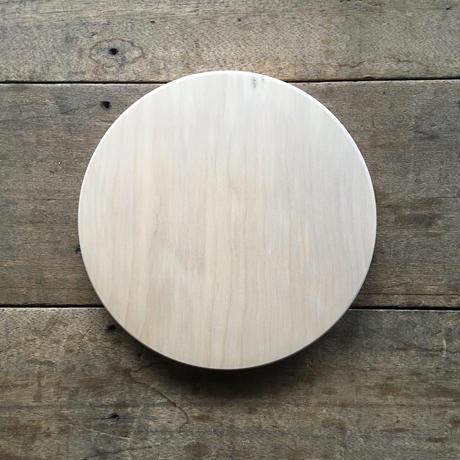 「いちょうの木のまな板」まん丸  直径30センチ wp-13