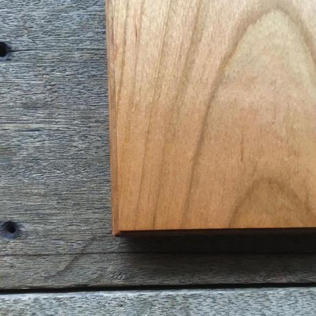 「山桜のカッティングボード」ミニ wp-09