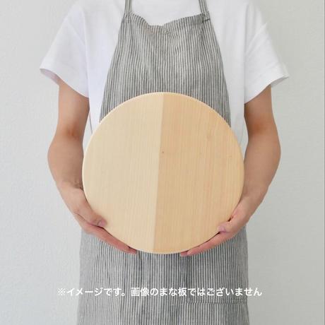 「いちょうの木のまな板」まん丸  直径30センチ wp-05