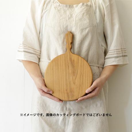 「山桜のカッティングボード」丸 wp-02
