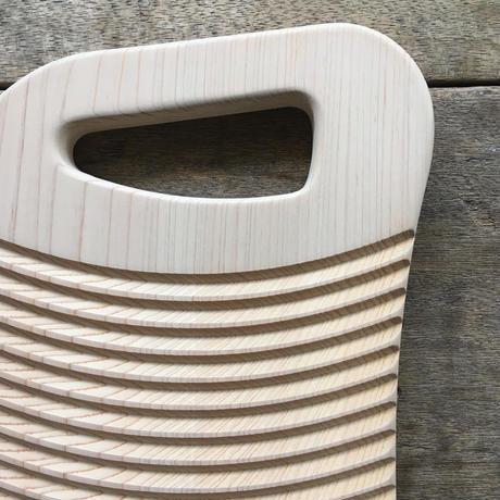ひのきの洗濯板 大 wp-03