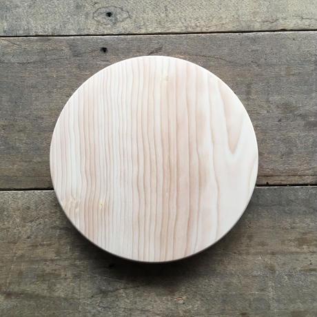 「いちょうの木のまな板」まん丸  直径30センチ wp-03