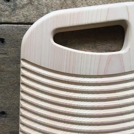 ひのきの洗濯板 大 wp-01