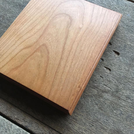 「山桜のカッティングボード」ミニ wp-10