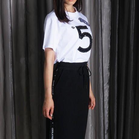 No.5フラワースタッズTee CQ-39009