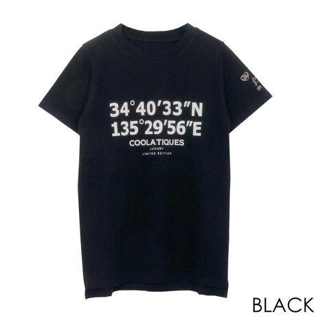 COOLAプリントコットンピケTee CQ-38111【SALE】