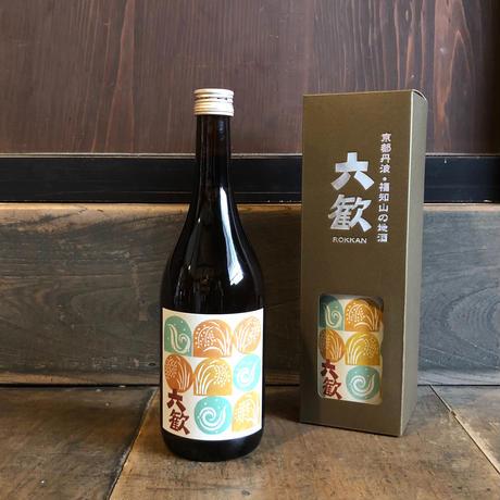 六歓みのり  純米酒  720ml