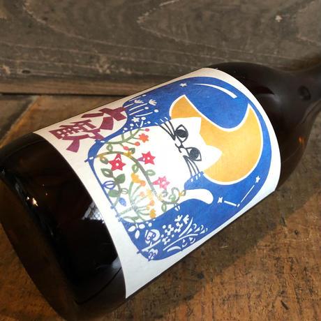 六歓つきねこ  お燗向き純米酒  720ml