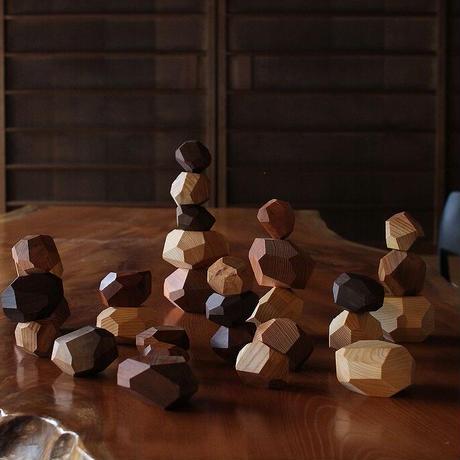 tumi-isi(ツミイシ) 広葉樹/HARD WOOD MIX