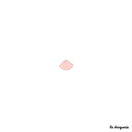 Perle « Chromatique petit éventail »
