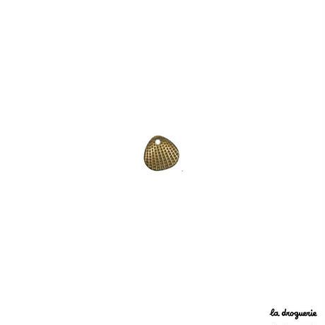 Perle « Mini-coquille sequin »
