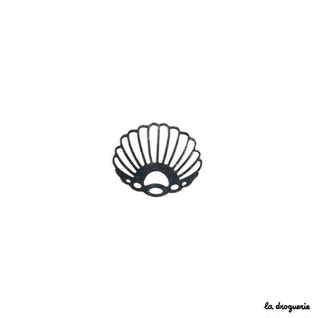 Perle « Aérien coquille »