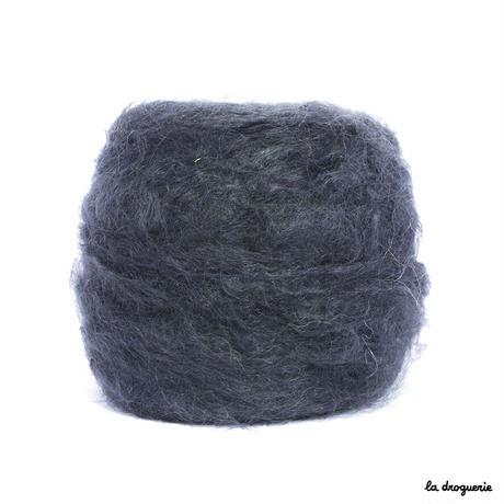 Fil à tricoter Kid Mohair – Anthracite(gris)