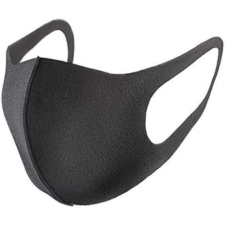 日本製 ピッタマスク PITTA MASK レギュラーサイズ 洗えるマスク グレー 2袋セット(1袋3枚入/個包装)