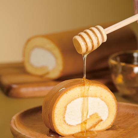 信州蜂蜜ロールケーキ-KAM