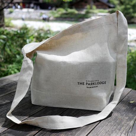 THE PARKLODGE上高地 オリジナルコットンリネントート-KLO