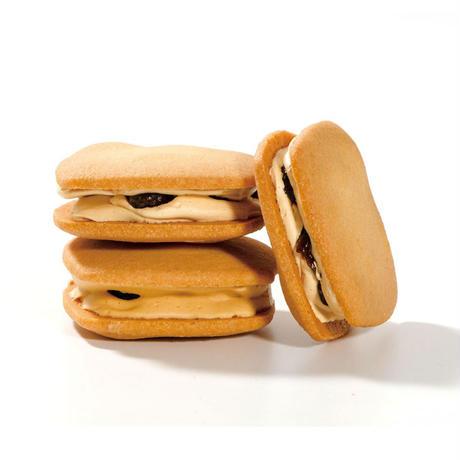 キャラメルレーズンバターサンドクッキー-KAM