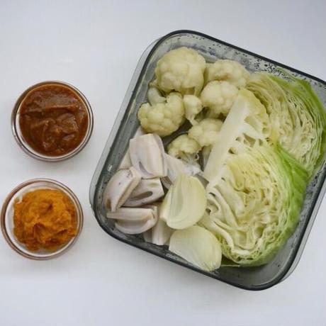 [レシピ付き] 調理のできる保存容器 L