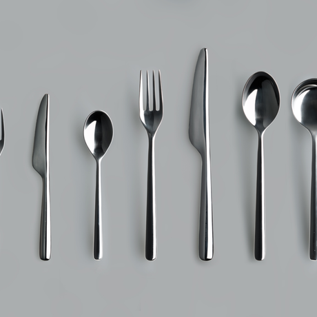 THE DINNER KNIFE MIRROR