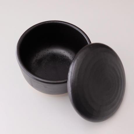 日常茶飯器 黒  おひつ 小