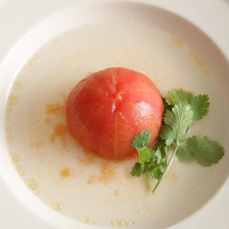 混ぜるだけサラダとさっと煮るだけスープ