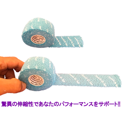 THUMB UP TAPE / Turquoise Blue