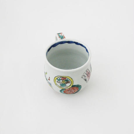 田辺京子 マグカップ  no3