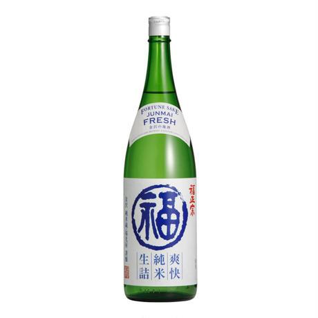 福正宗 爽快純米生詰 1800ml