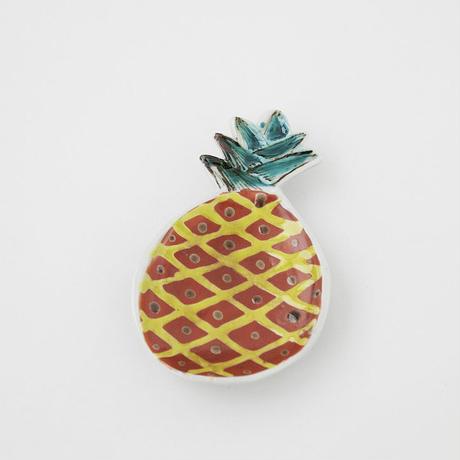 田辺京子 パイナップル小皿