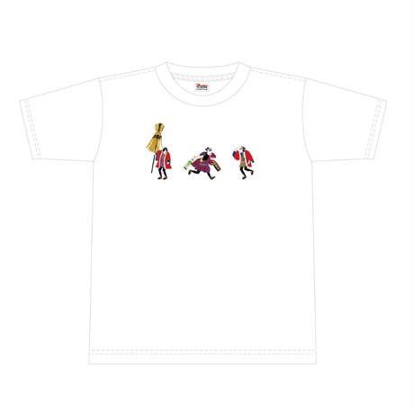 加賀鳶  Tシャツ 梅吉