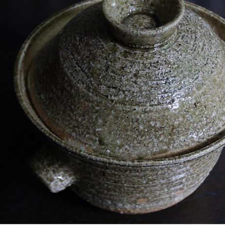 灰釉炊飯鍋/石井直人