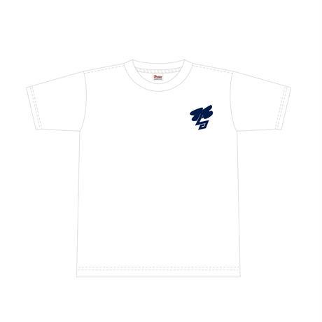 加賀鳶Tシャツ(白)