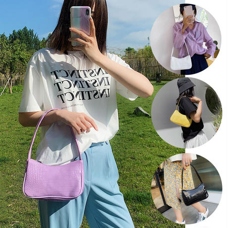 9colour shoulder bag