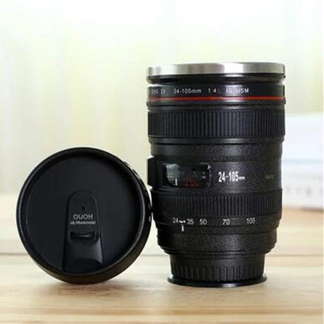 カメラ レンズ仕様 コーヒーカップ 24ー105ミリタイプ OUOH