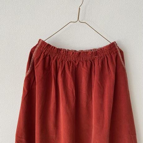 koton シャツコールギャザースカート