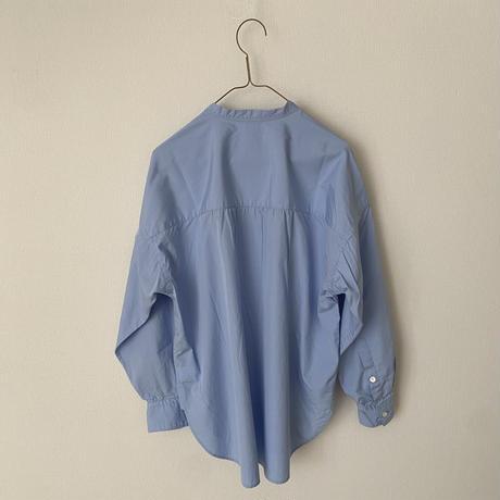 koton ブロードスタンドカラーシャツ