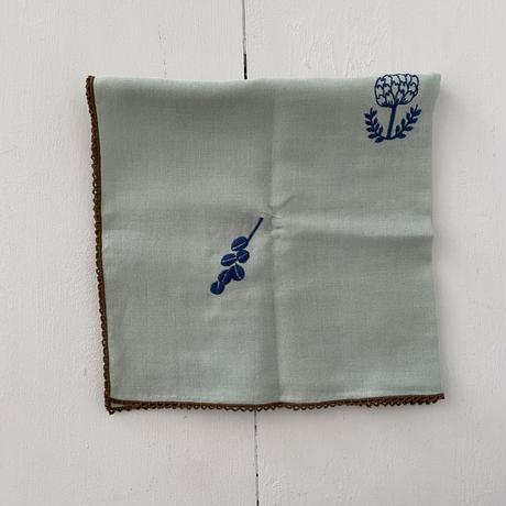 atelier naruse handkerchief〜monotone flower~