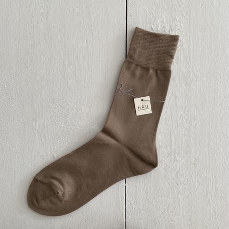 """HAU socks""""sand"""""""
