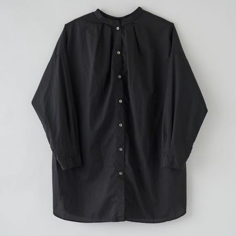 somewear clothing  2wayタイプライタータックブラウス