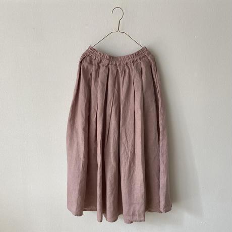 fog linen work ヘイリースカート