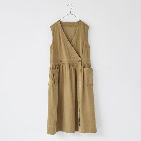 koton コーデュロイジャンパースカート