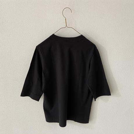 homspun 天竺Tシャツ 6分袖