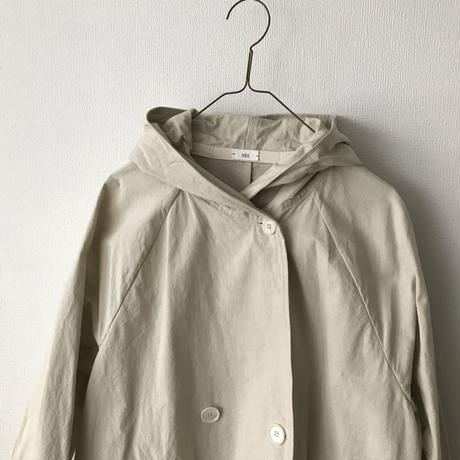 HAU  coat canvas