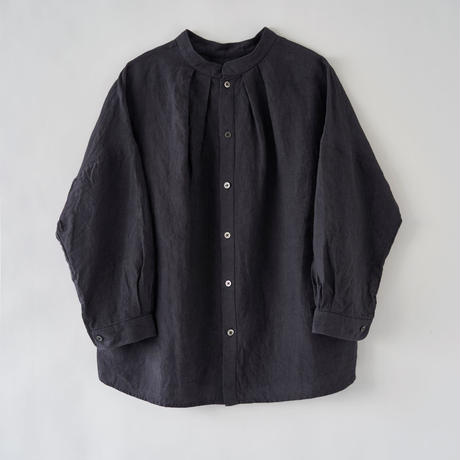 somewear clothing  リネン2way8分袖ブラウス