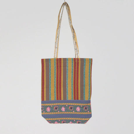 V&A THE FABRIC OF INDIA TOTE BAG/F