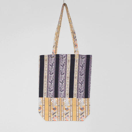 V&A THE FABRIC OF INDIA TOTE BAG/G