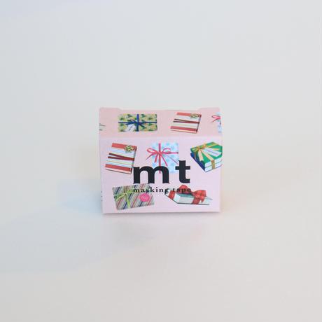 mt store at 誠品生活日本橋限定まめまめテープ ラッピングブック