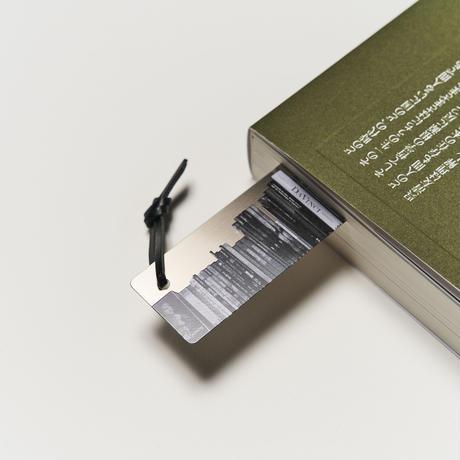ヴィンテージ メタルブックマーク Bookcase