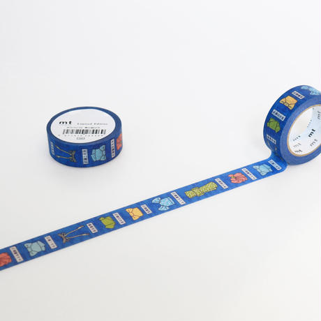 mt store at 誠品生活日本橋限定テープ 帯の結び方